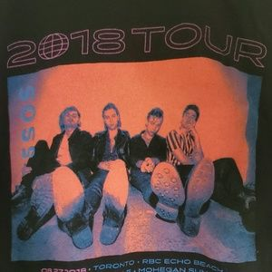 5sos Youngblood 2018 Tour Merch